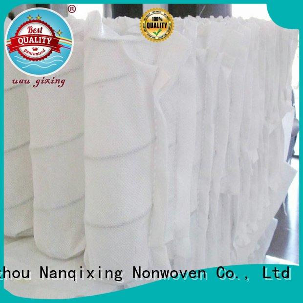 furniture pp spunbond nonwoven fabric Nanqixing non woven fabric products