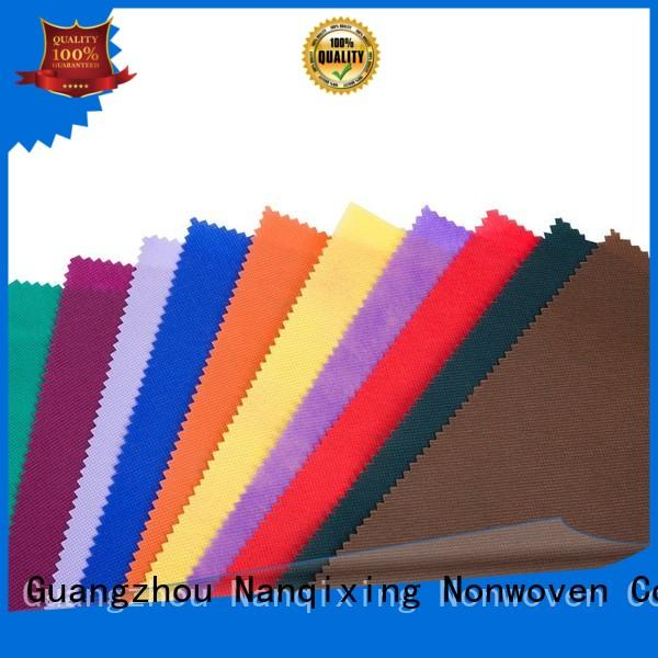 textile factory OEM Non Woven Material Suppliers Nanqixing