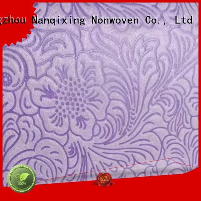Wholesale direct Non Woven Material Wholesale Nanqixing Brand