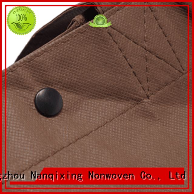 Hot small laminated non woven fabric manufacturer nonwoven Nanqixing Brand
