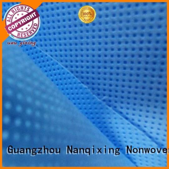 Non Woven Material Wholesale ecofriendly usage Nanqixing Brand