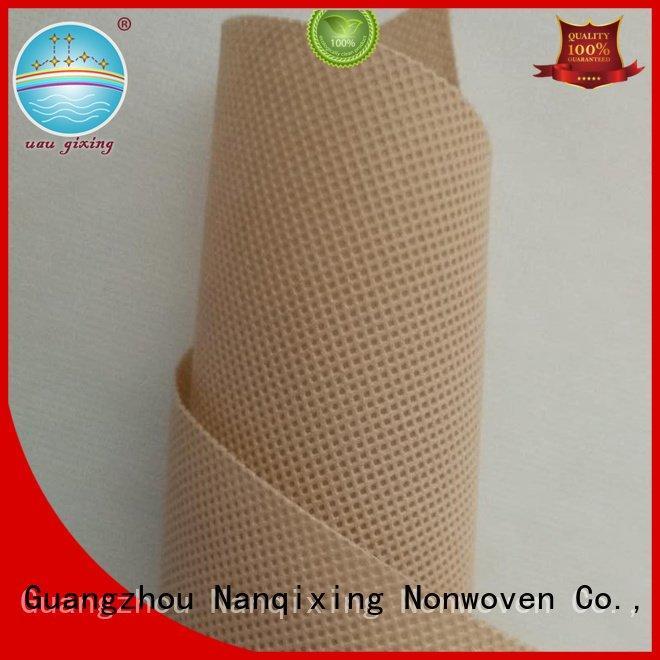 Nanqixing Brand ecofriendly non medical Non Woven Material Wholesale