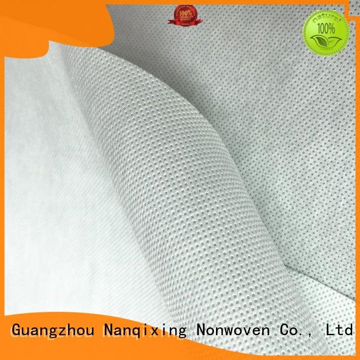 non woven fabric roll pp for blankets Nanqixing