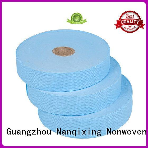 Nanqixing good width shopping laminated non woven fabric manufacturer fabrics