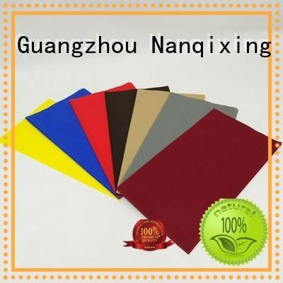 cloth disposable customized non woven tablecloth Nanqixing Brand company