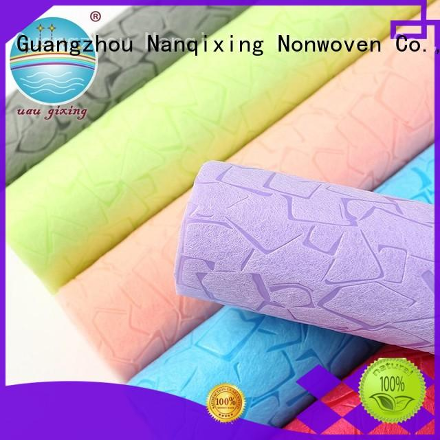 Nanqixing Pp Spunbond Nonwoven Fabric Manufacturers directly sale for furniture