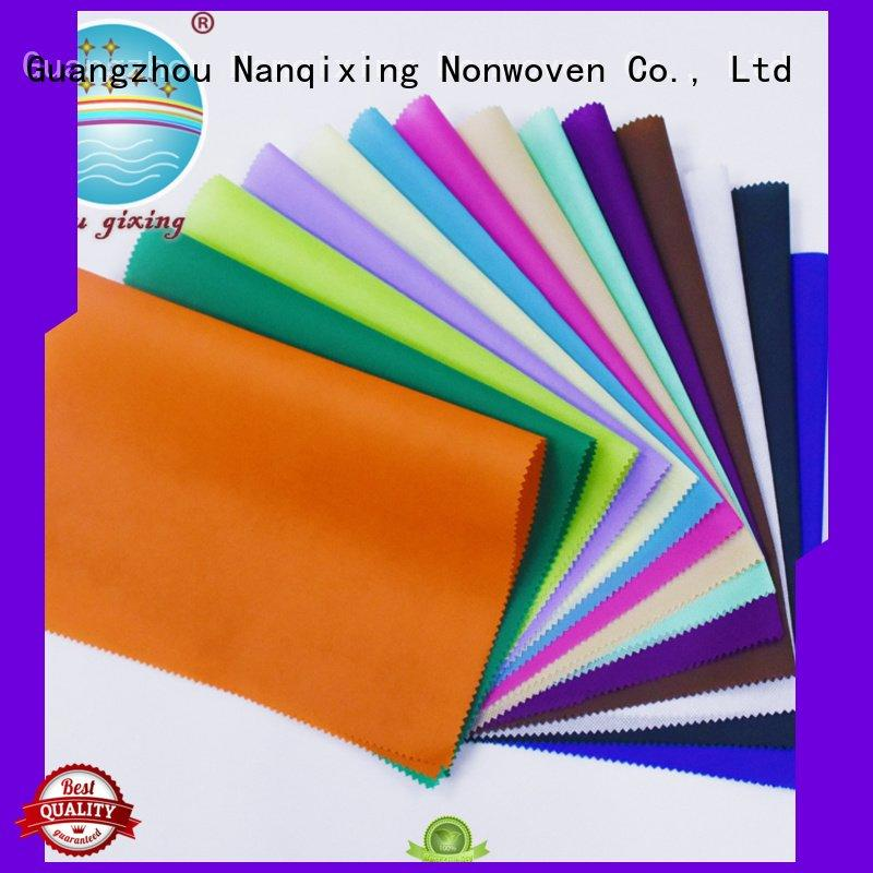 Nanqixing Brand for tensile fabric Non Woven Material Suppliers