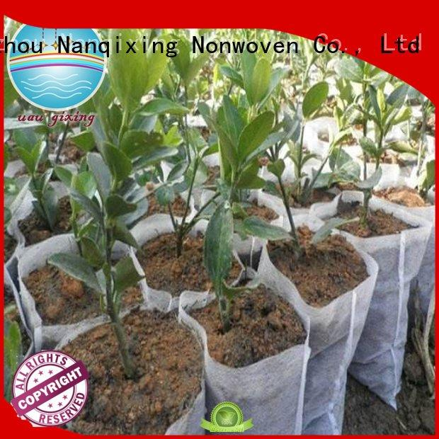 Nanqixing best price weed control fabric durable antiuv weed cover