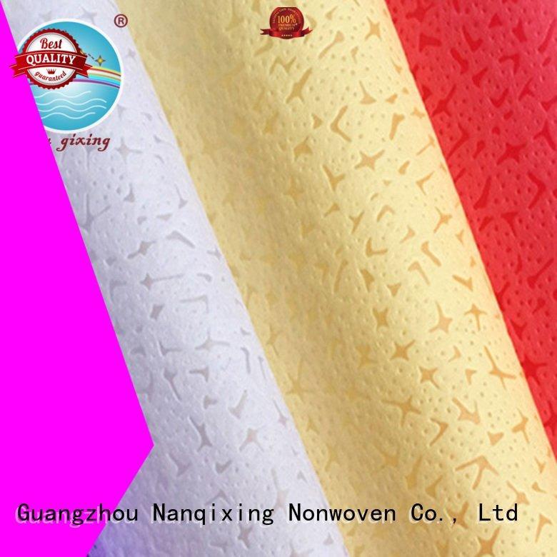 factory direct virgin Non Woven Material Wholesale Nanqixing