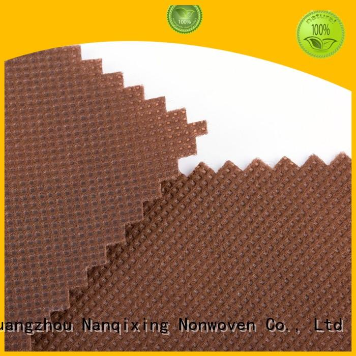 nonwoven polypropylene Non Woven Material Suppliers for Nanqixing company