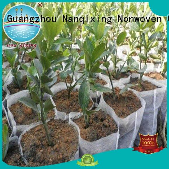 agriculture durable best weed control fabric greenhouse Nanqixing