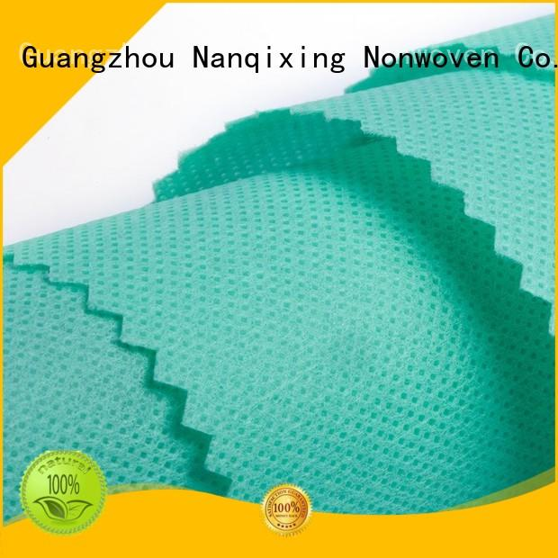 Wholesale smsssmms Non Woven Material Wholesale polypropylene Nanqixing Brand