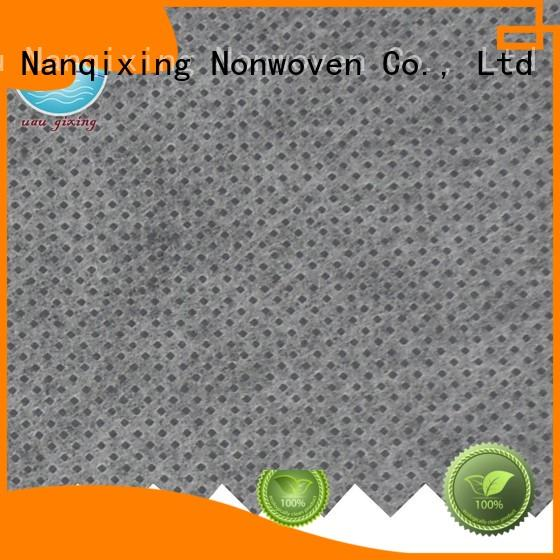 printing spunbond Non Woven Material Suppliers virgin usage Nanqixing company
