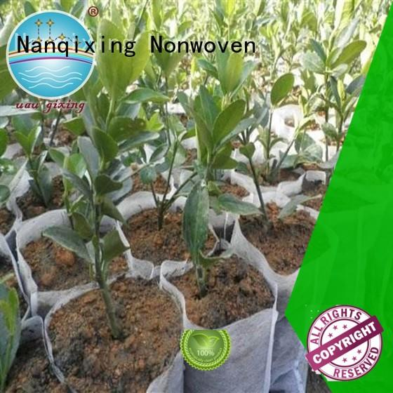 Nanqixing durable banana bag manufacturer for greenhouse