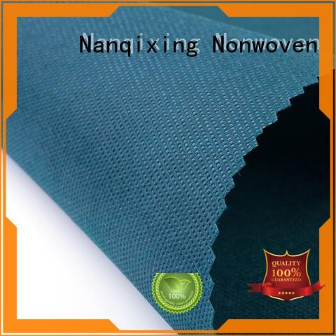 Nanqixing Pp Spunbond Nonwoven Fabric Manufacturers factory direct supply for furniture