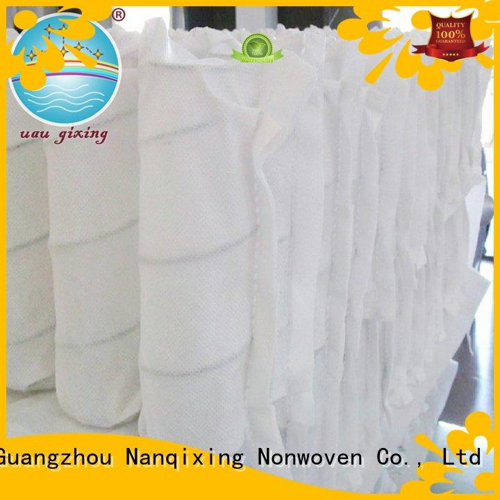 OEM pp spunbond nonwoven fabric upholstery spunbond non woven fabric products