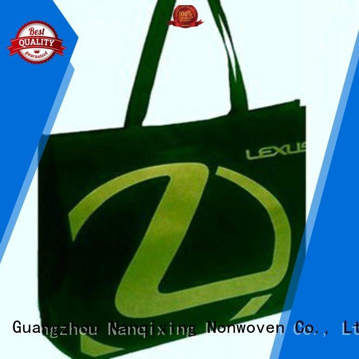 Nanqixing factory ecofriendly Non Woven Material Suppliers usage tensile