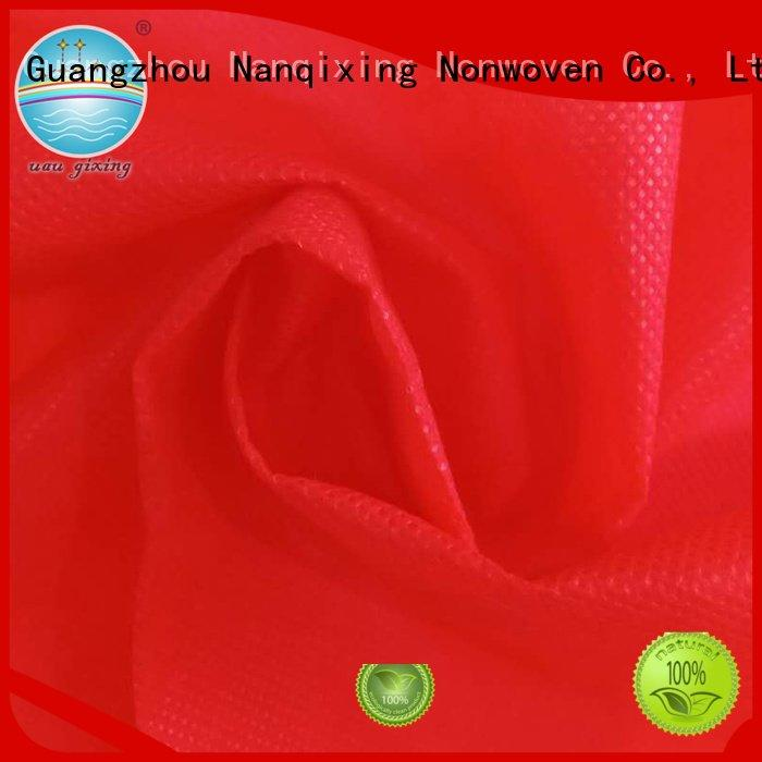 Hot Non Woven Material Wholesale various usage soft Nanqixing Brand