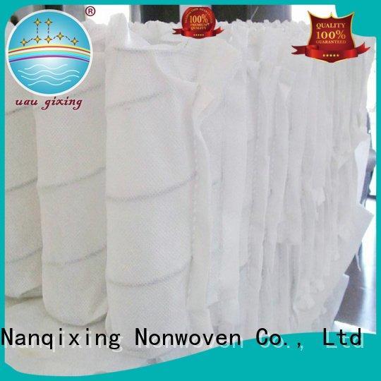 Hot non woven fabric products furniture nonwoven furnishings Nanqixing Brand