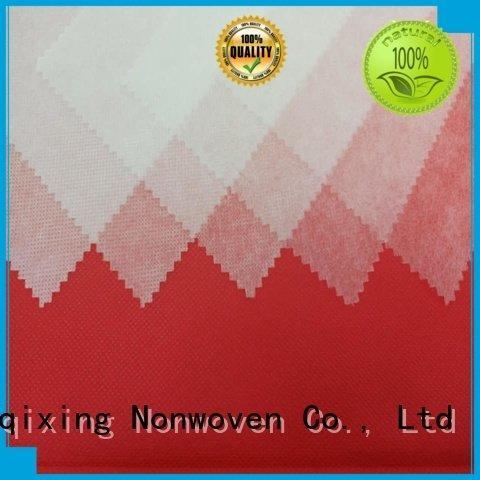 box bedding tensile nonwoven Nanqixing pp spunbond nonwoven fabric