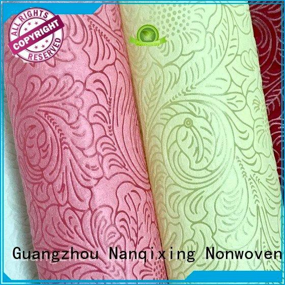 Nanqixing tensile direct Non Woven Material Wholesale