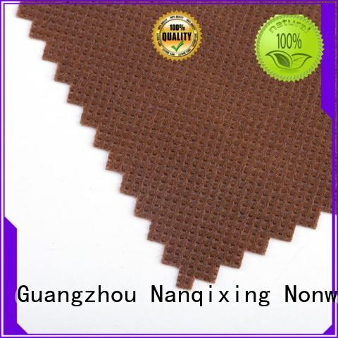 nonwoven making spunbond Nanqixing Brand laminated non woven fabric manufacturer factory