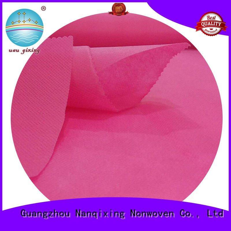 making fabrics woven Nanqixing laminated non woven fabric manufacturer