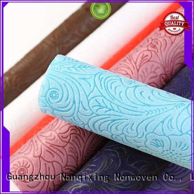 smsssmms polypropylene usages tensile Non Woven Material Wholesale Nanqixing Brand
