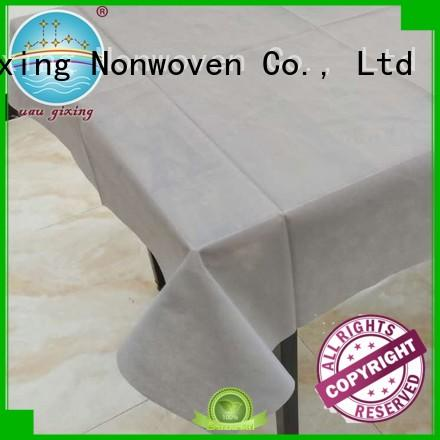 Nanqixing Brand customized tnt non woven fabric for sale different supplier