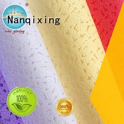 wave pattern Pp Spunbond Nonwoven Fabric Manufacturers nonwoven directly sale for bedding