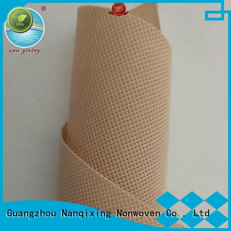 sale good fabric Nanqixing Non Woven Material Suppliers