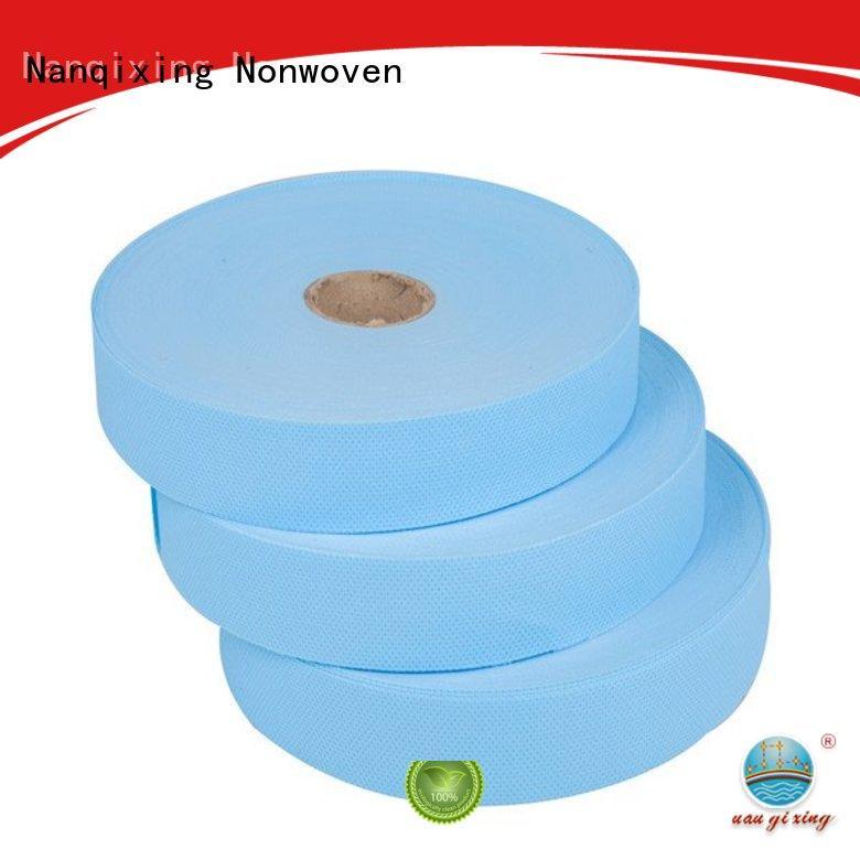 Nanqixing small non woven shopping bag factory direct supply for shopping