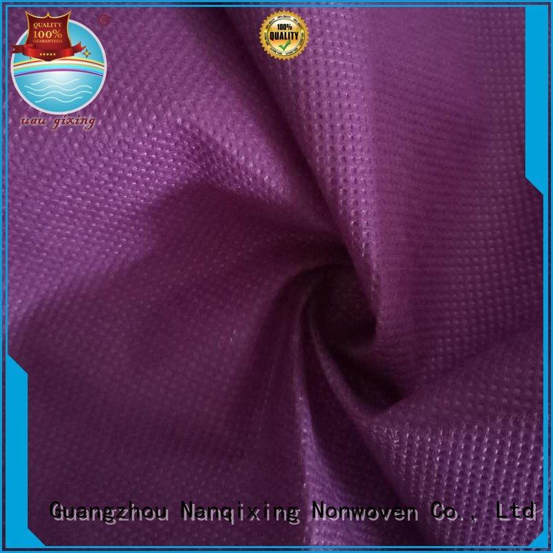 Non Woven Material Wholesale woven for Non Woven Material Suppliers Nanqixing Brand
