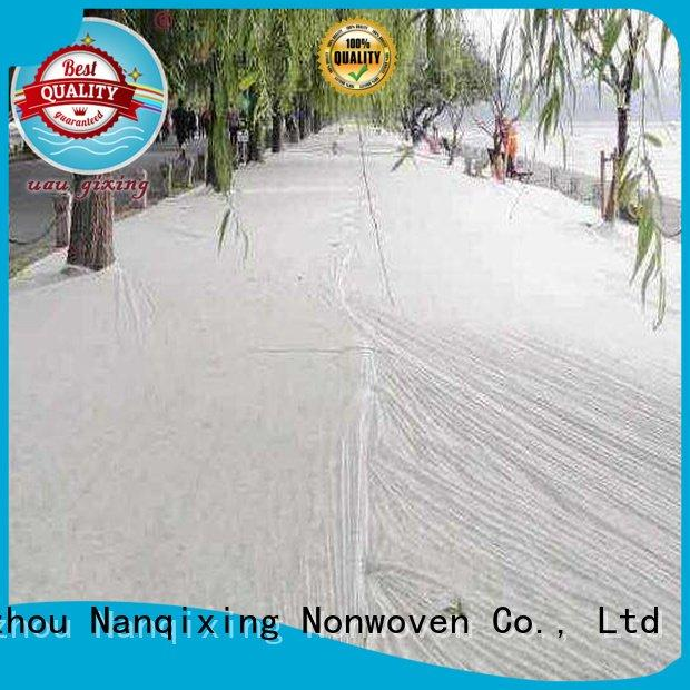 Hot best price weed control fabric spunbond Nanqixing Brand