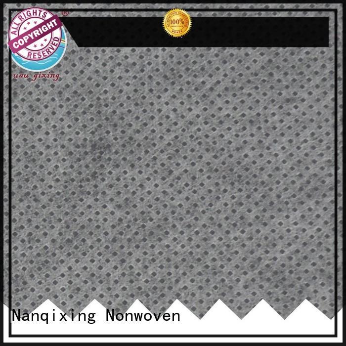 Nanqixing anti-UV Non Woven Fabric Wholesale customized for shopping bag