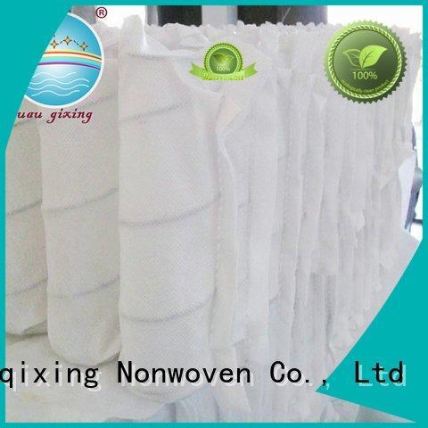 Nanqixing nonwoven pp spunbond nonwoven fabric furnishings box