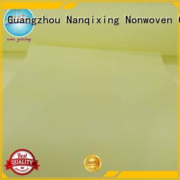 Nanqixing Brand nonwoven Non Woven Material Wholesale printing price