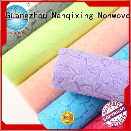 Hot Non Woven Material Wholesale tensile textile customized Nanqixing Brand