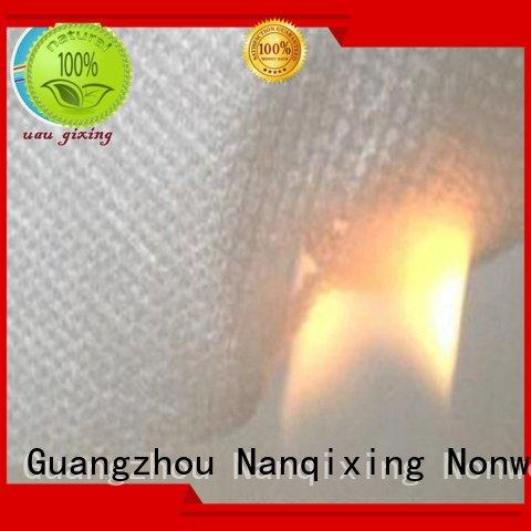 spunbond non woven fabric products bedding pp spunbond nonwoven fabric Nanqixing Brand pp