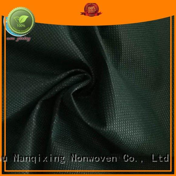 Nanqixing Non Woven Material Wholesale good usages customized