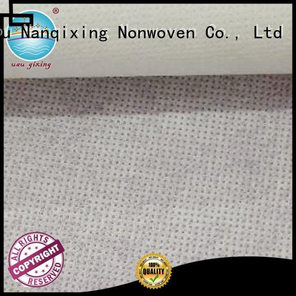 Nanqixing Brand designs textile biodegradable Non Woven Material Wholesale