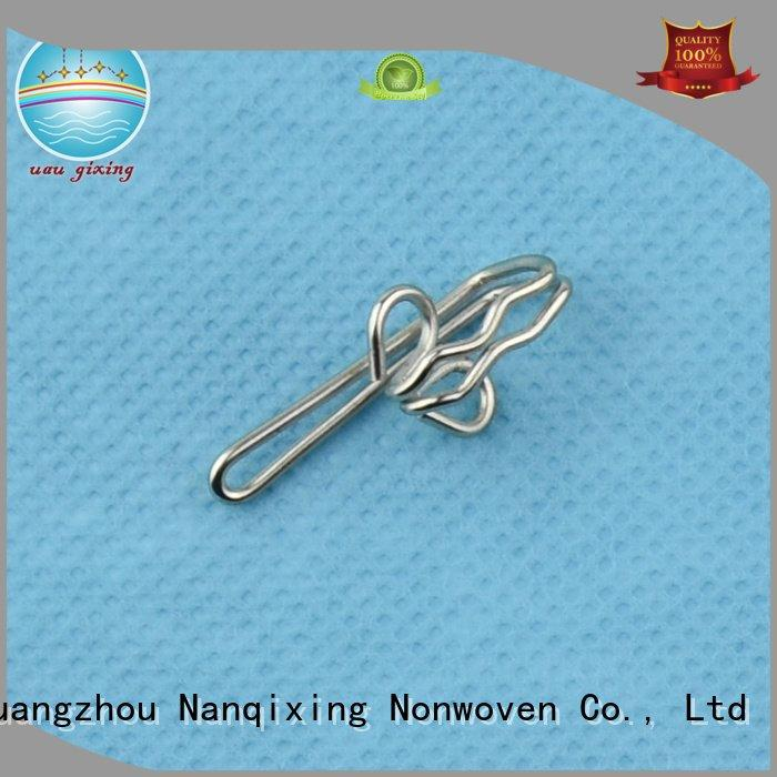 Nanqixing Non Woven Material Wholesale usage woven various price