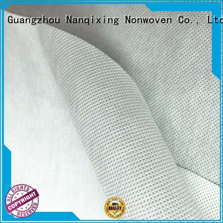 Quality Nanqixing Brand non woven fabric products nonwoven