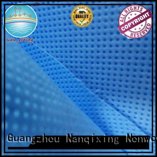 spunbond smsssmms biodegradable customized Nanqixing Non Woven Material Wholesale