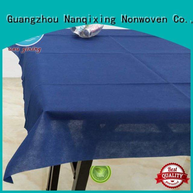 non woven fabric for sale designs non woven tablecloth Nanqixing