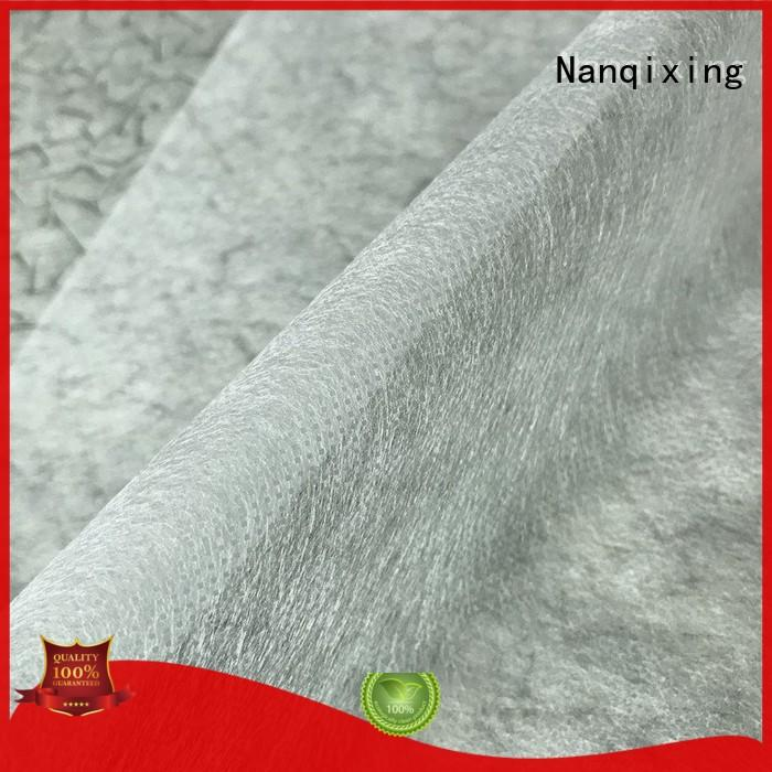 Nanqixing Spunbond Non Woven Fabric Manufacturer directly sale for bedding