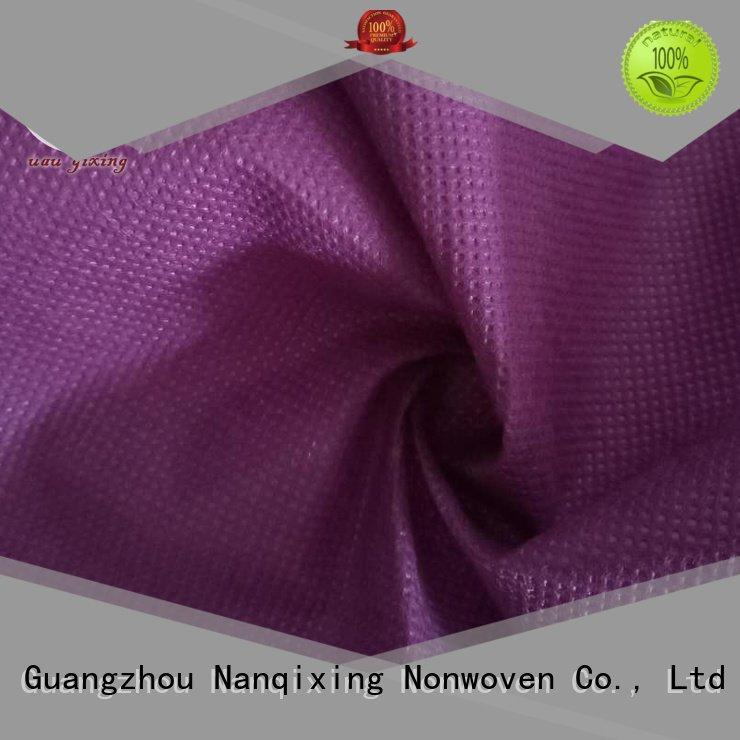 Nanqixing Brand pp direct Non Woven Material Wholesale designs hygiene