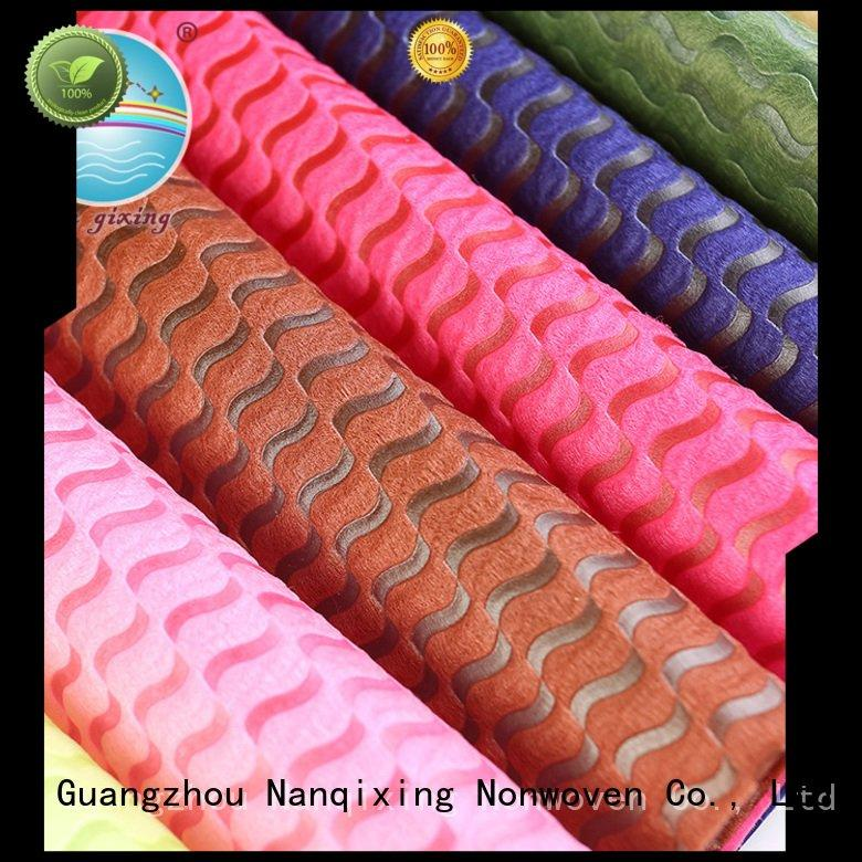 printing Non Woven Material Suppliers pp applications Nanqixing