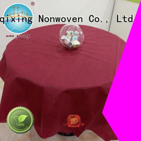 Nanqixing Brand hotels non woven fabric for sale spunbond disposable