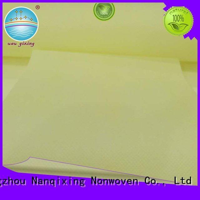 Non Woven Material Wholesale textile designs Non Woven Material Suppliers Nanqixing Brand